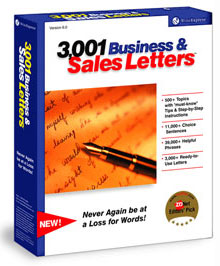 Sales letter templates to improve your sales copy